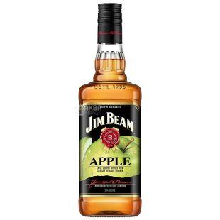 Jim Beam Apple Whiskey, 0.7l