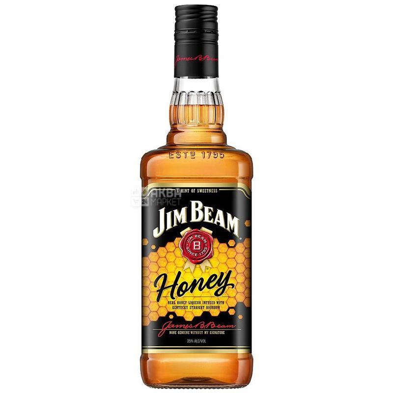 Jim Beam Honey, Віскі медовий, 0,7 л
