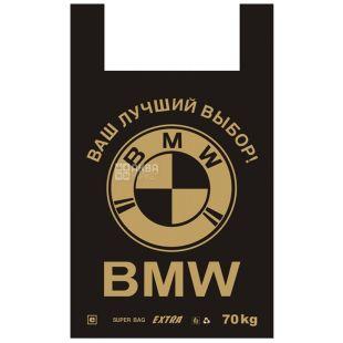 BMW plastic T-shirt, 40x60 cm, 50 pcs, package