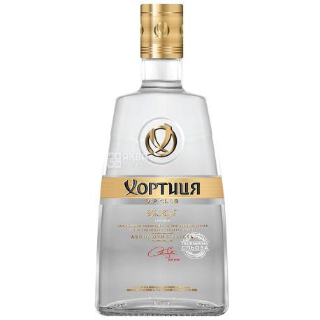 Хортиця VIP Клуб, Горілка, 40%, 0,7 л