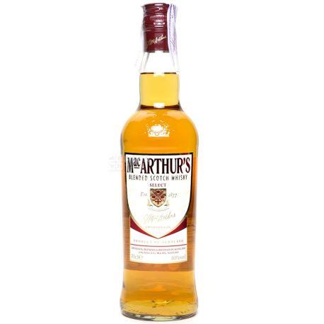 MacArthur's Виски, 0.7л