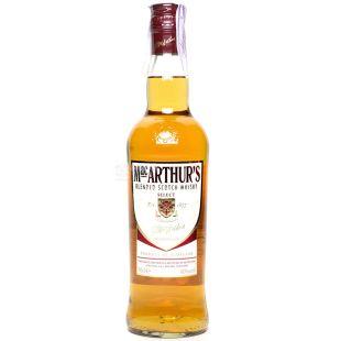 MacArthur's Whiskey, 0.7l