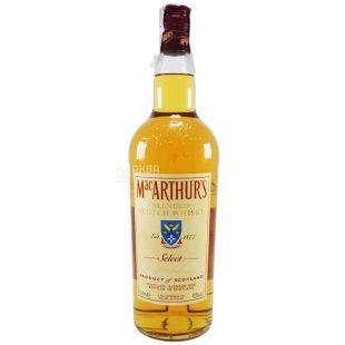 MacArthur's Виски, 1л