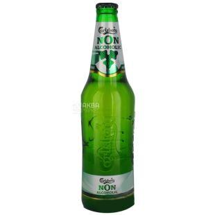 Carlsberg N0N-Alcoholic, пиво світле безалкогольне, 0,5 л, скло