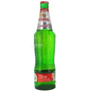 Оболонь, пиво безалкогольне, 0,5 л, скло