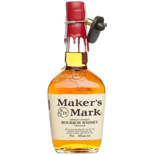 Maker's Mark Whiskey, 0.7l