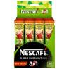 Nescafe 3 в 1 Choco Hazelnut Mix, 20 шт. х 13 г, Кавовий напій Нескафе Чоко Хейзелнат Мікс, в стіках