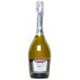 Marengo вино игристое белое брют, 0,75 л