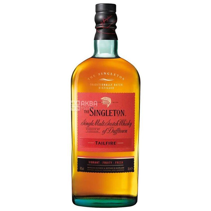 The Singleton of Dufftown Tailfire Виски, 0.7л