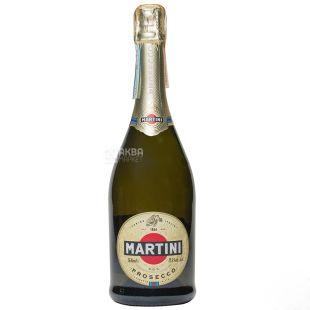 Martini Prosecco вино игристое экстра сухое, 0,75 л