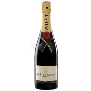 Moet & Chandon Brut Imperial, шампанське світле брют ,0,75л