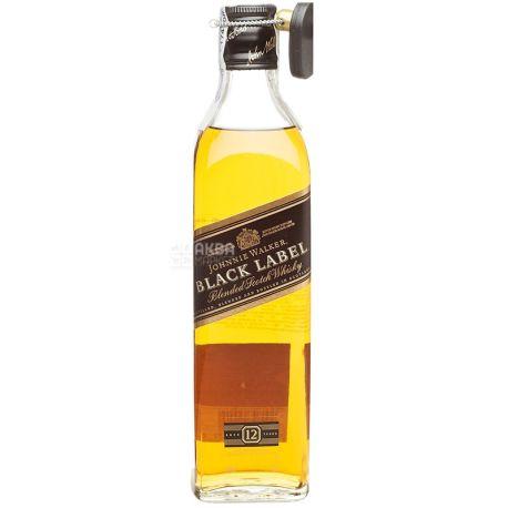 Johnnie Walker Black Label Виски, 0,5 л