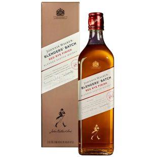 Johnnie Walker Blender's Batch Виски, 0.7л