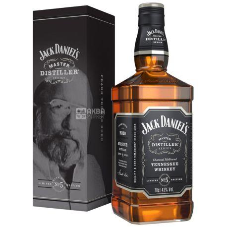 Jack Daniel's Master Distiller №5, Віскі, 0,5 л