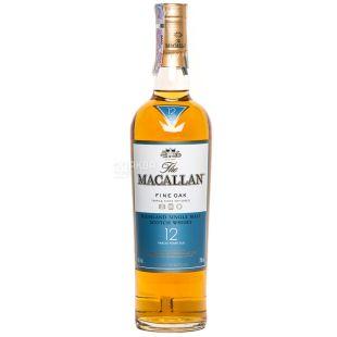 Macallan Fine Oak Виски, 0.7л