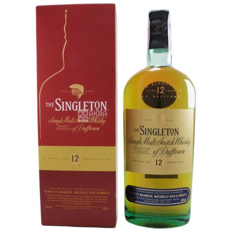 The Singleton of Dufftown Виски, 0.7л