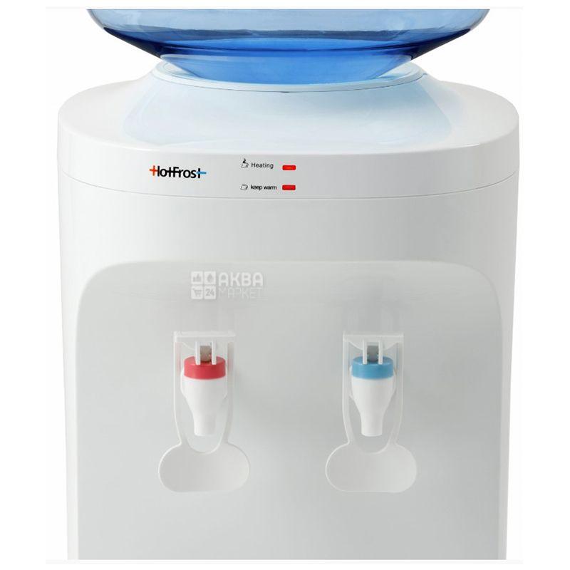 HotFrost D120E, Кулер для води з електронним охолодженням, настільний