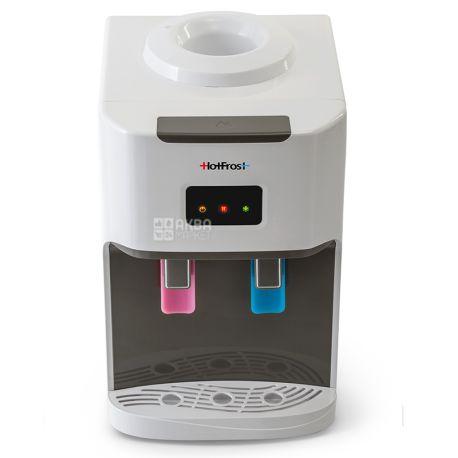 HotFrost D115, Кулер для воды с компрессорным охлаждением, настольный