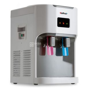 HotFrost D115, Кулер для води з компресорним охолодженням, настільний