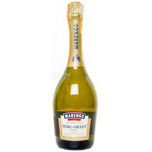 Marengo вино игристое белое полусладкое, 0,75 л