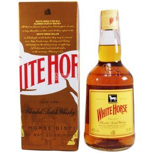 White Horse Виски, 0.7л