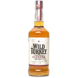 Wild Turkey Bourbon, 0.7l