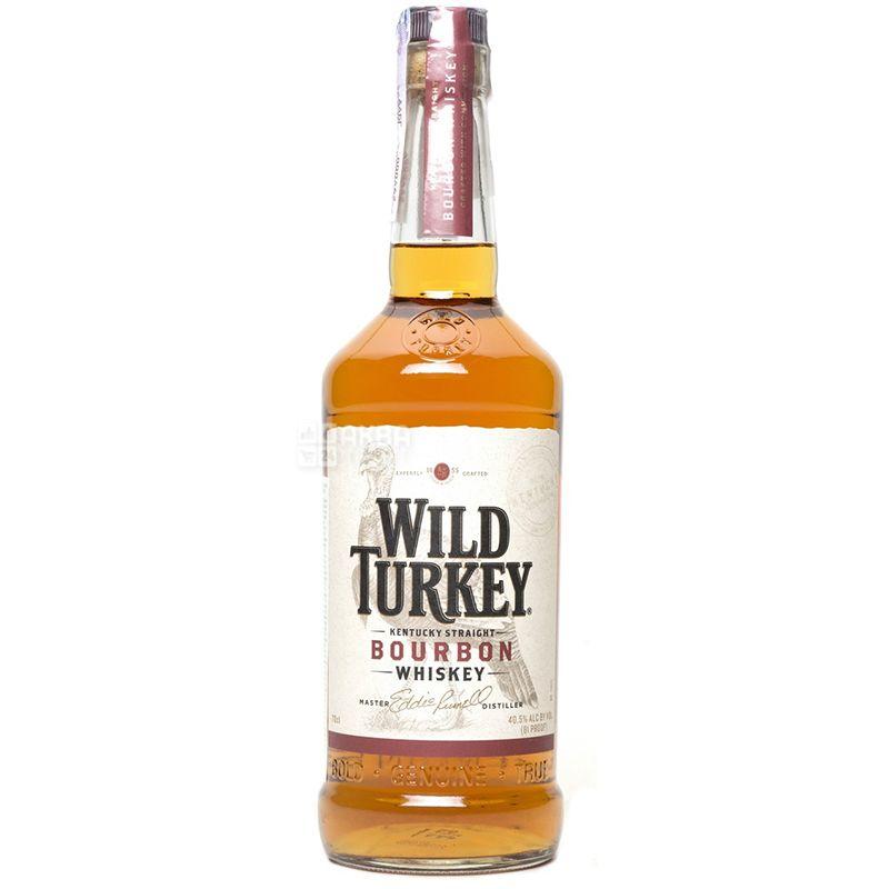 Wild Turkey Бурбон, 0.7л