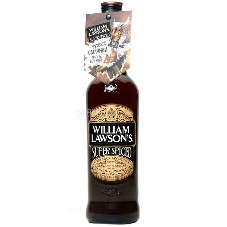 WIlliam Lawson's Super Spiced Віскі, 0.7л