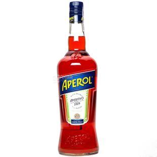 Aperol Aperetivo Liqueur, 1l