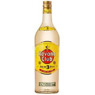 Havana Club Anejo, Rum, 3 years old, 1 l