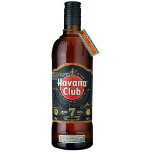 Havana Club Anejo, Rum, 7 years old, 0.7 l