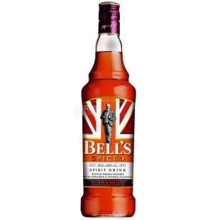 Bell's Spiced Whiskey, 0.7l