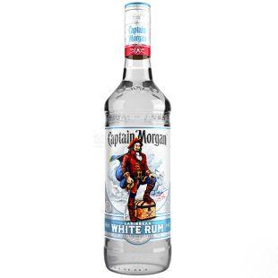 Captain Morgan White, White Rum, 1 L