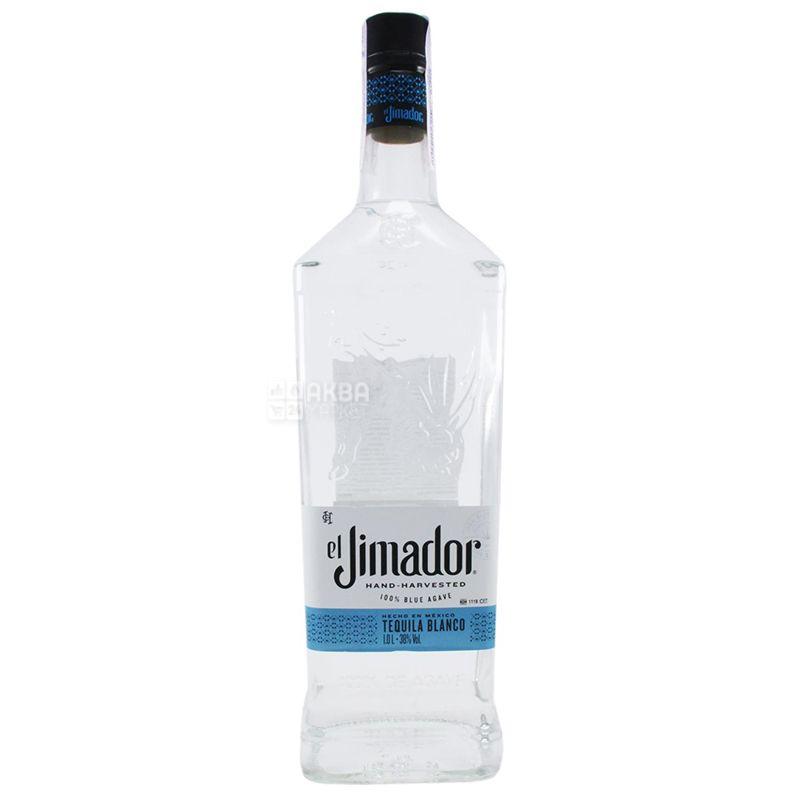 El Jimador Blanco, Текила, 1 л