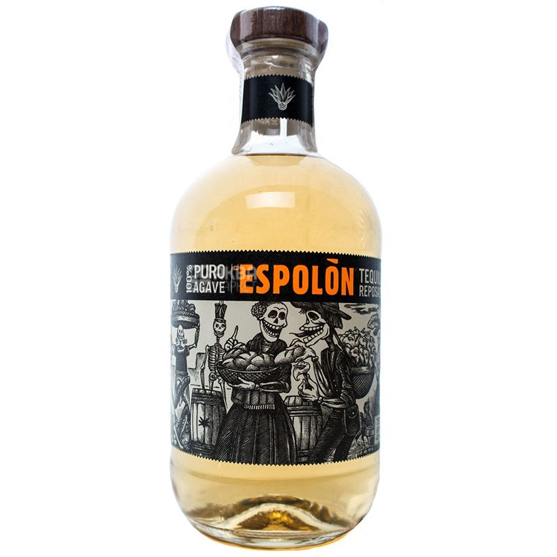 Espolon Reposado, Текіла, 0,75 л