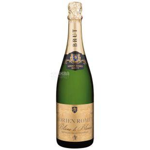 A. Rоmet Wine, Brut White, Sparkling, 0.75 L