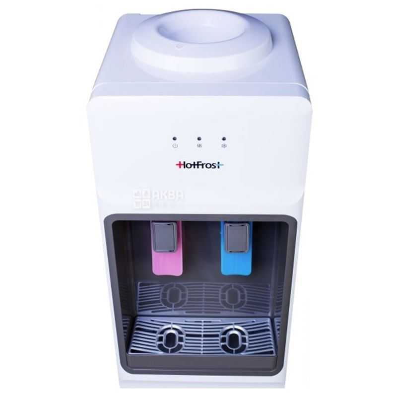 HotFrost V1133CE, Кулер для воды с электронным охлаждением, напольный