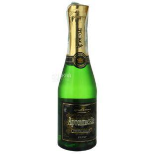 Артемівське Вино ігристе, Біле брют, 0,2 л