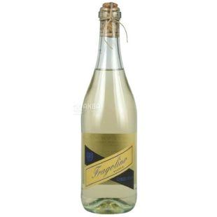 C.Viola Фраголино Бьянко, Вино игристое, 0,75 л, Стеклянная бутылка