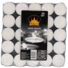 Pragnis Candle, Tea white tablet, 50 pieces / pack