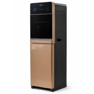 HotFrost 350ANET Gold, Кулер для води з чайником, сенсорна панель, 1 кран