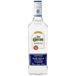 Jose Cuervo Especial Silver, Tequila, 1 l