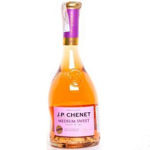 J. P. Chenet Medium Sweet Rose, Вино рожеве напівсухе, 0,75 л