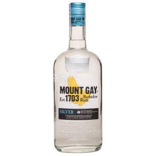 Mount Gay Silver, Ром белый, 2 года выдержки, 0,7 л