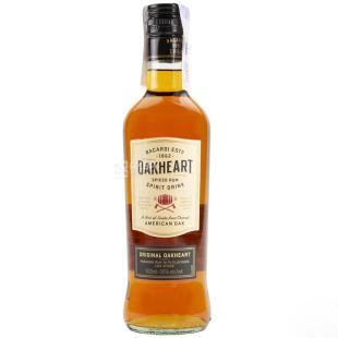 Bacardi Oakheart Original, Rum, 1 Year Old, 0.5 L