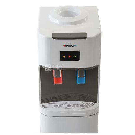 HotFrost V115, Кулер для воды с компрессорным охлаждением, напольный
