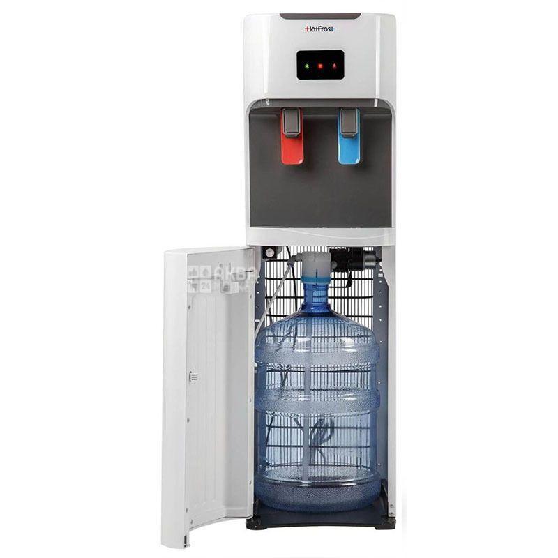 HotFrost V115A, Кулер для воды с компрессорным охлаждением, напольный