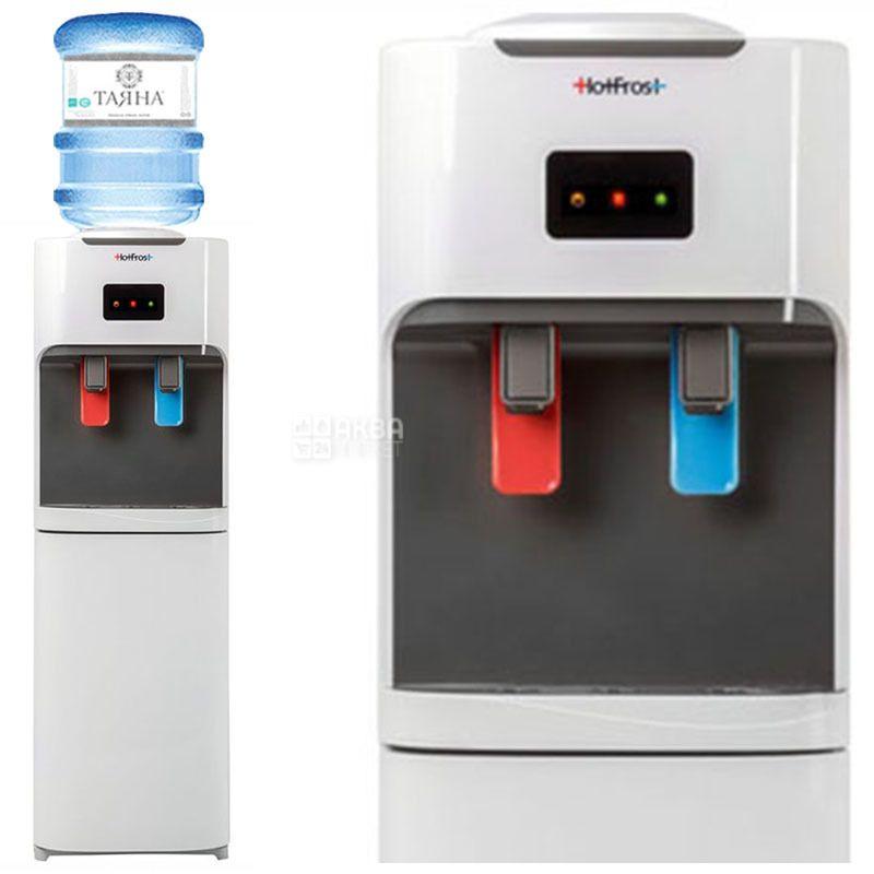 HotFrost V115C, Кулер для воды с компрессорным охлаждением, напольный