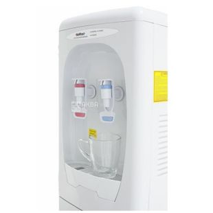 HotFrost V230C, Outdoor water cooler, white, 2 taps