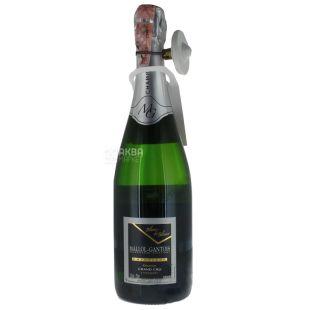 Mallol-Gantois Гранд Крю Вино игристое, Белое брют, 0,75 л